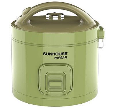Nồi cơm điện mini Sunhouse Mama