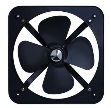 Quạt thông gió công nghiệp Deton