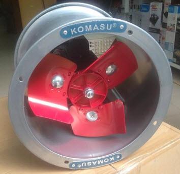Quạt thông gió công nghiệp Komasu