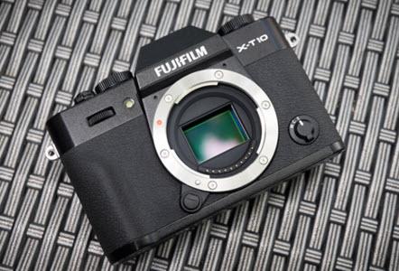 giá máy ảnh fujifilm xt10