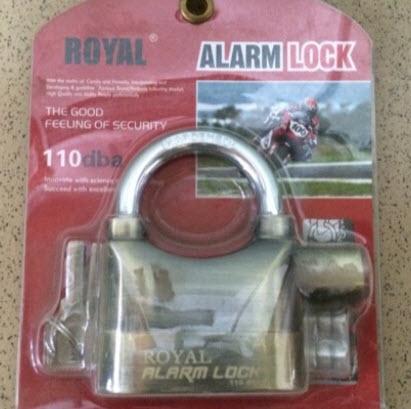Đánh giá loại khóa Royal KS32