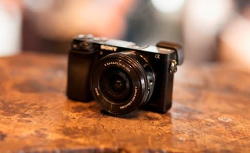 Máy ảnh Mirrorless Sony A6000