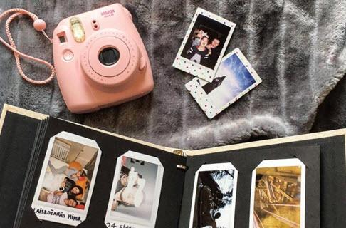 giá máy ảnh fujifilm instax mini 8