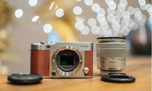có nên mua máy ảnh fujifilm xa3