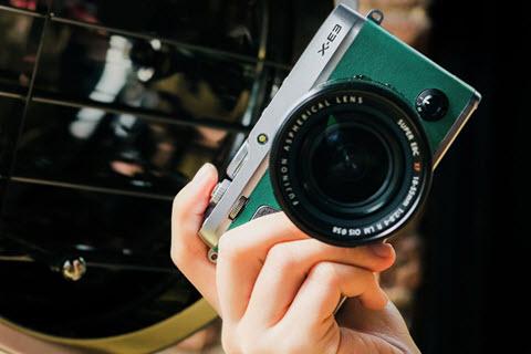 máy ảnh mirrorless fujifilm