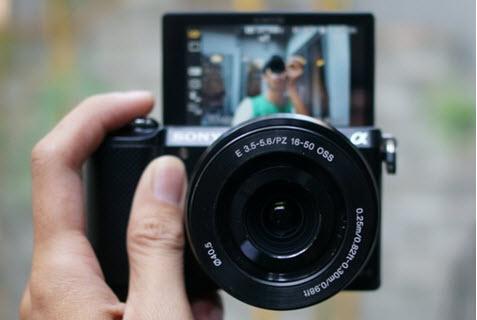 máy ảnh sony a5000 giá bao nhiêu