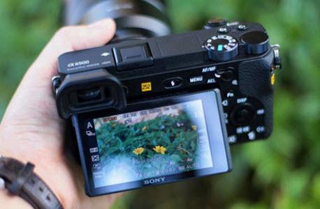 giá máy ảnh sony a6500