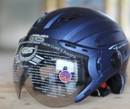 Mũ bảo hiểm GRS có tốt không?
