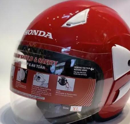 Mũ bảo hiểm Honda chính hãng