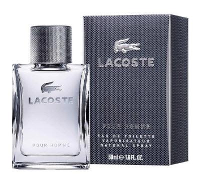 Nước hoa Lacoste dành cho nam giới