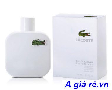 Nước hoa Lacoste trắng
