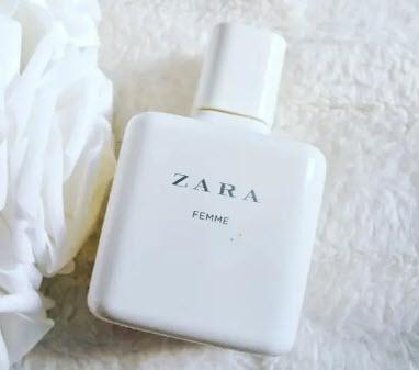 Nước hoa Zara Femme