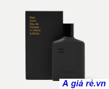 Nước hoa Zara Man Silver