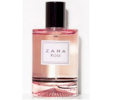 Nước hoa Zara Rose