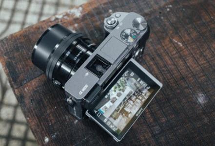 máy ảnh cơ sony