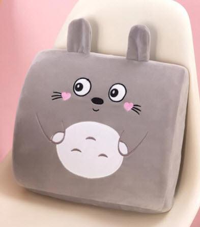 Review gối tựa lưng Totoro