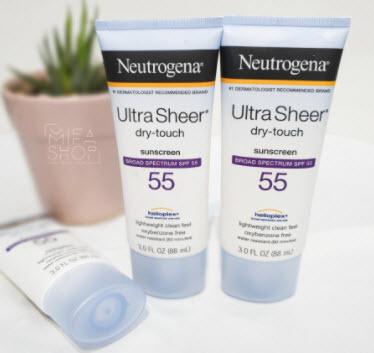 Kem chống nắng Neutrogena SPF55