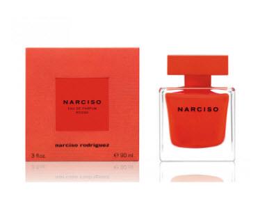 Nước hoa Narciso Rouge màu đỏ