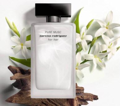 Nước hoa Narciso màu trắng