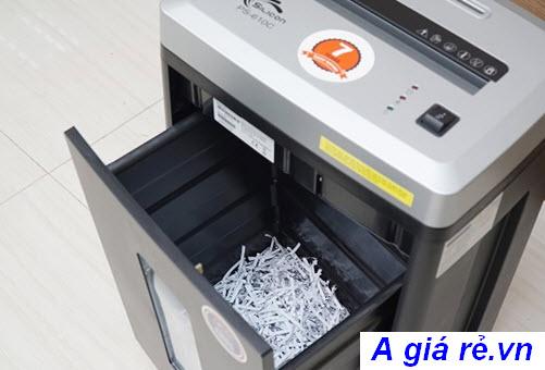 máy huỷ tài liệu silicon ps 508m