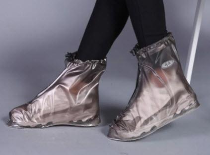 Áo mưa thời trang cho giày