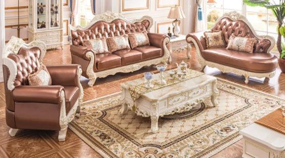 Ghế dài sofa phòng khách
