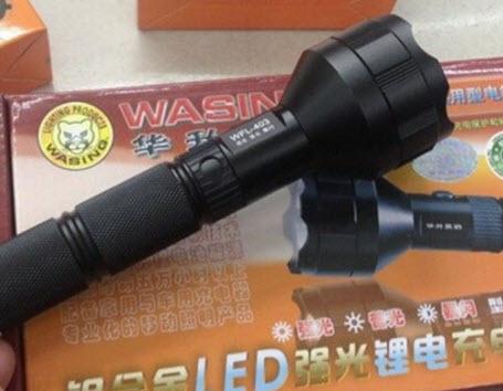 Đánh giá đèn Wasing WFL-403 có tốt không?