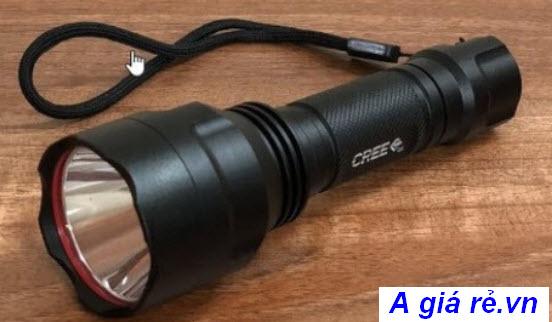 Đèn pin siêu sáng Ultrafire C8