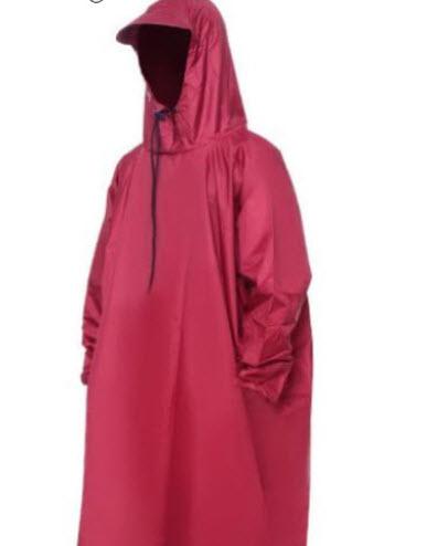 Độ an toàn áo mưa