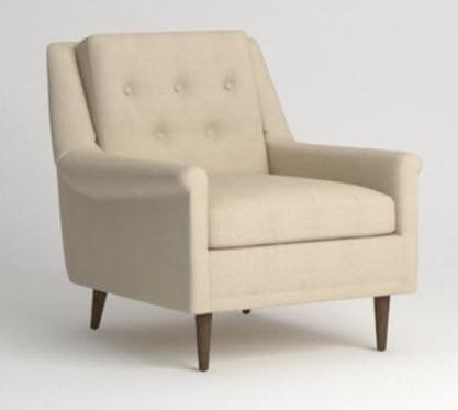 Ghế sofa đơn phòng ngủ