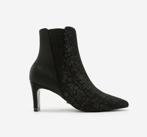 Giày boots Vascara