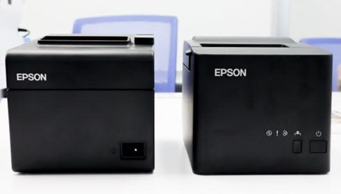 Máy in hóa đơn Epson lq 300 ii