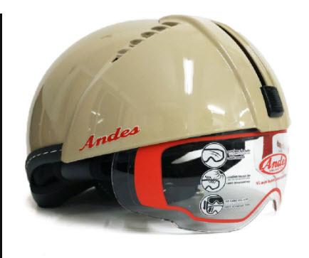 Nón bảo hiểm Andes 181
