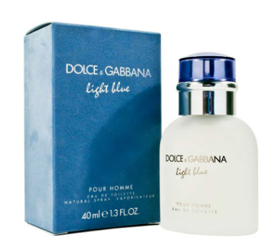 Nước hoa Dolce & Gabbana Light Blue nam