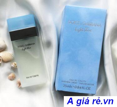 Nước hoa Dolce & Gabbana Light Blue nữ