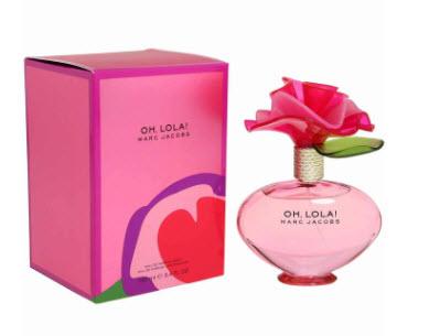 Nước hoa Oh Lola của Marc Jacobs