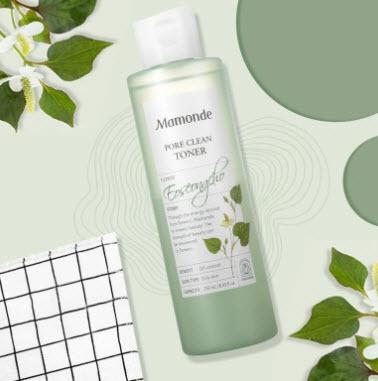 Nước hoa hồng Mamonde Pore Clean Toner