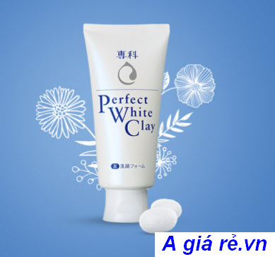 Sữa rửa mặt Perfect Whip trắng