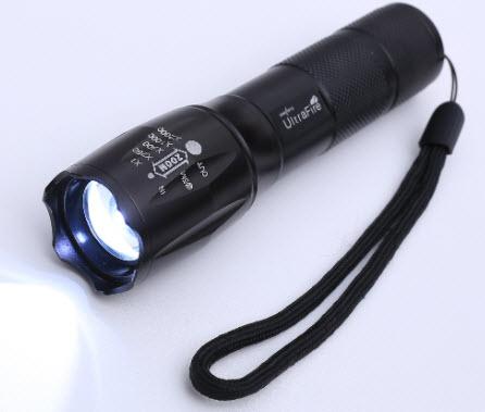 Tại sao gọi là đèn pin siêu sáng?