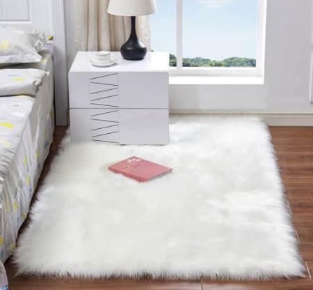 Thảm dùng cho phòng ngủ