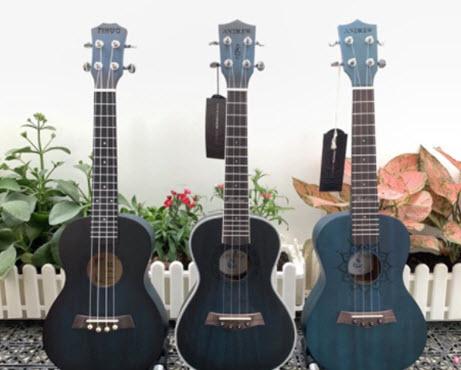 các nốt trên ukulele
