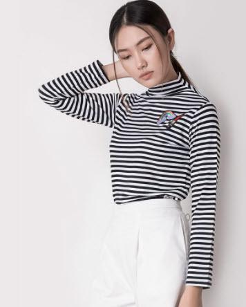 Hình ảnh áo phông nữ hàn quốc
