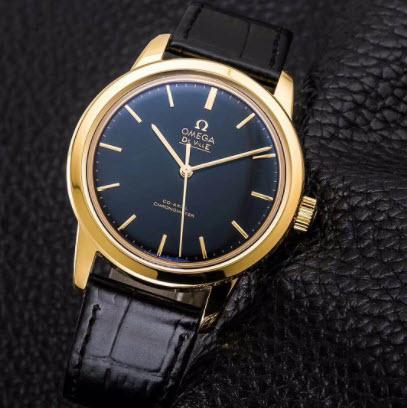 Đồng hồ Omega Deville chính hãng