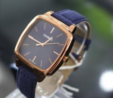 Đồng hồ dây da Casio LTP-E117RL-2ADF