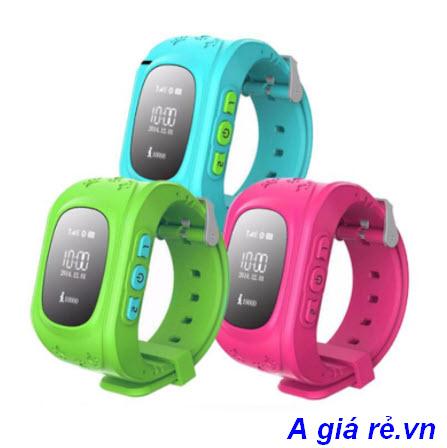Đồng hồ định vị GPS Q50