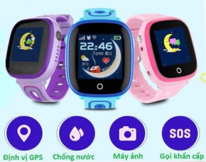 Đồng hồ định vị trẻ em giá tốt