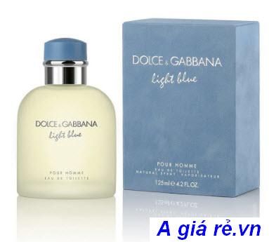 Nước hoa Dolce & Gabbana Light Blue Pour Homme