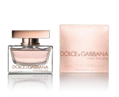 Nước hoa Dolce & Gabbana Rose The One