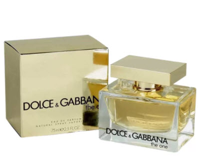 Nước hoa Dolce & Gabbana The One nu