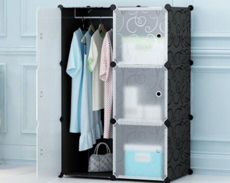 tủ nhựa đựng quần áo giá bao nhiêu